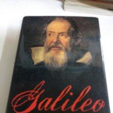 Libros de segunda mano: GALILEO.JAMES RESTON,JR EN INGLÉS. Lote 236736680