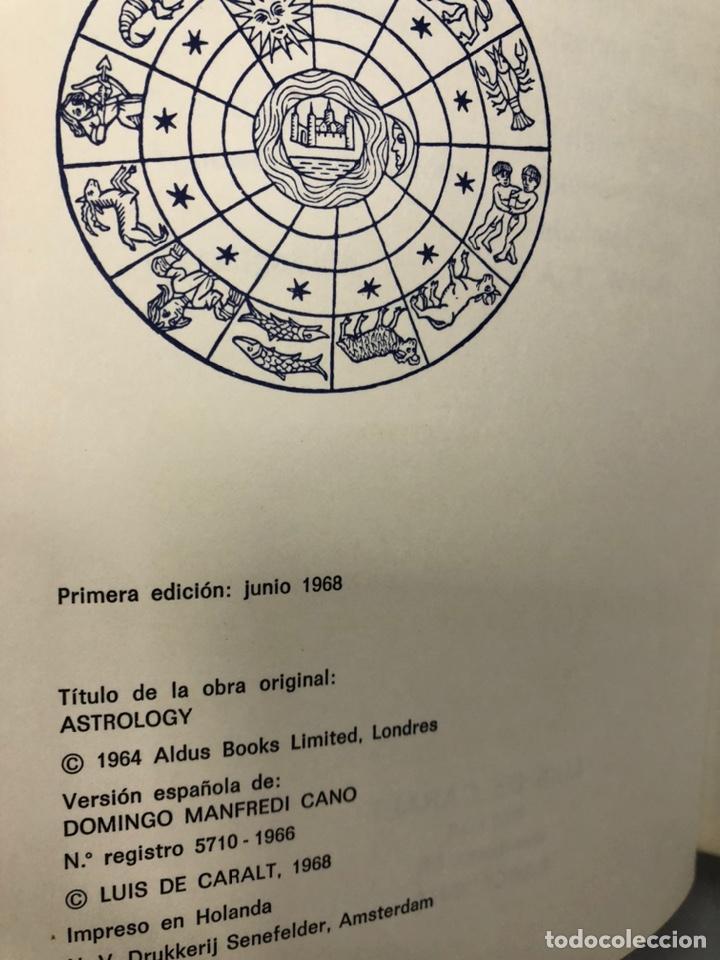 Libros de segunda mano: Macneice Louis Astrologia 1968 - Foto 2 - 236783570