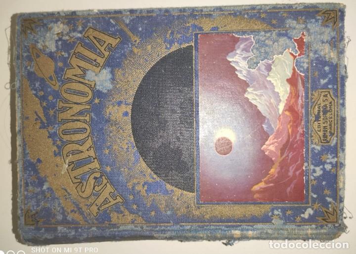 ASTRONOMIA (1943) (Libros de Segunda Mano - Ciencias, Manuales y Oficios - Astronomía)