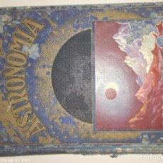 Libros de segunda mano: ASTRONOMIA (1943). Lote 236811750