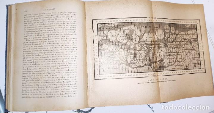 Libros de segunda mano: ASTRONOMIA (1943) - Foto 5 - 236811750