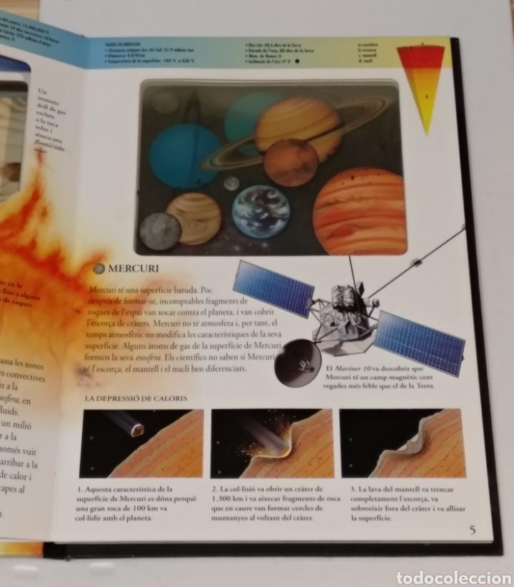 Libros de segunda mano: EL SISTEMA SOLAR - EN CATALAN - EDICIONES BEASCOA 1996 - VER FOTOS - Foto 2 - 236828650