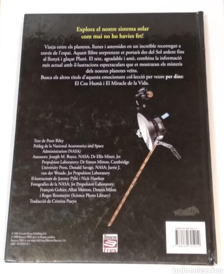 Libros de segunda mano: EL SISTEMA SOLAR - EN CATALAN - EDICIONES BEASCOA 1996 - VER FOTOS - Foto 3 - 236828650