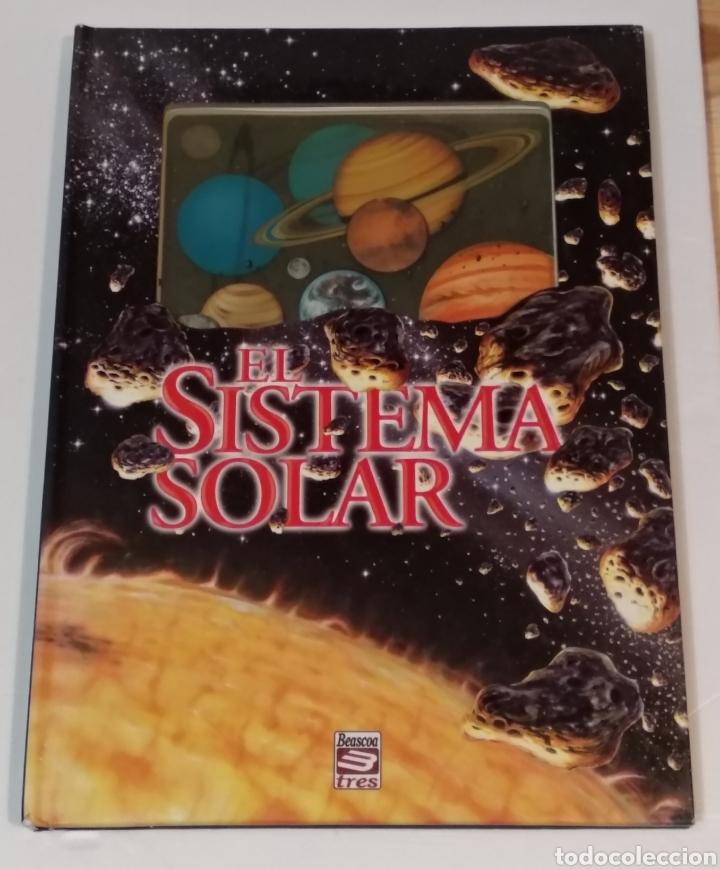 EL SISTEMA SOLAR - EN CATALAN - EDICIONES BEASCOA 1996 - VER FOTOS (Libros de Segunda Mano - Ciencias, Manuales y Oficios - Astronomía)