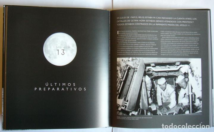 Libros de segunda mano: MISION: LA LUNA - EDICION CON MOTIVO DEL 50 ANIVERSARIO DE LA LLEGADA DEL HOMBRE A LA LUNA -ROD PYLE - Foto 4 - 236856195