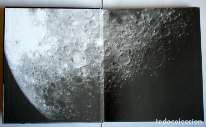 Libros de segunda mano: MISION: LA LUNA - EDICION CON MOTIVO DEL 50 ANIVERSARIO DE LA LLEGADA DEL HOMBRE A LA LUNA -ROD PYLE - Foto 6 - 236856195