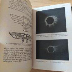 Libri di seconda mano: EL UNIVERSO AL DÍA.C. DOLMAGE, CECIL (MIEMBRO DE LA ROYAL ASTRONOMICAL SOCIETY) ED. AVE,1940. Lote 238030860