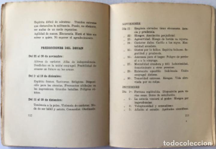 Libros de segunda mano: LA CLAVE DE NUESTRO SINO. - KONI, Sandrha. - Foto 5 - 238580745