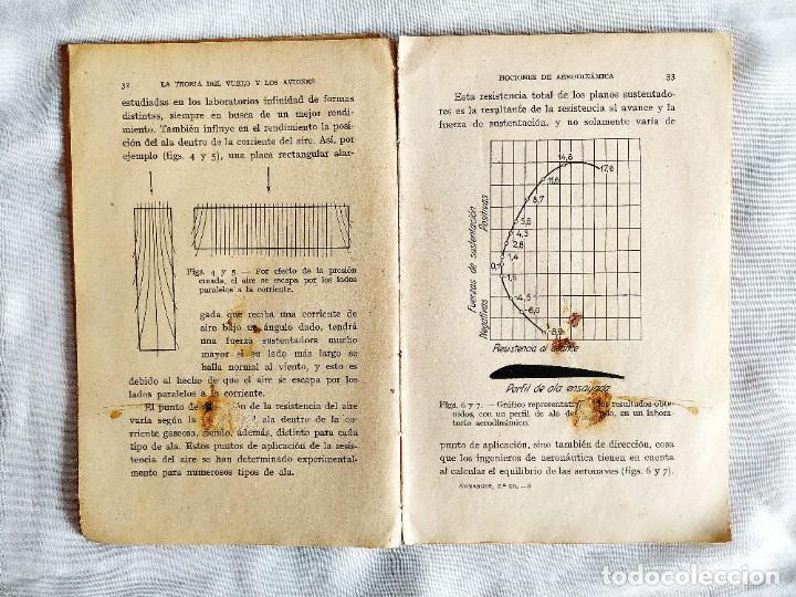 Libros de segunda mano: 1937 - ARMANGUÉ: ELEMENTOS DE AVIACIÓN - Foto 2 - 239967125