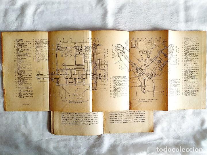 Libros de segunda mano: 1937 - ARMANGUÉ: ELEMENTOS DE AVIACIÓN - Foto 4 - 239967125