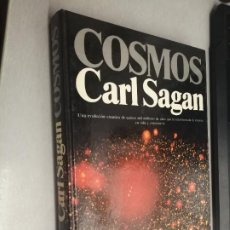 Livres d'occasion: COSMOS / CARL SAGAN / PLANETA 1982. Lote 242074205