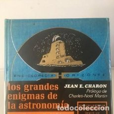 Libros de segunda mano: LIBROS ASTRONOMÍA Y ESPACIO. LOS GRANDES ENIGMAS DE LA ASTRONOMÍA. Lote 246084385