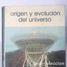 Libros de segunda mano: LIBROS ASTRONOMÍA Y ESPACIO. ORIGEN Y EVOLUCIÓN DEL UNIVERSO. Lote 246084595