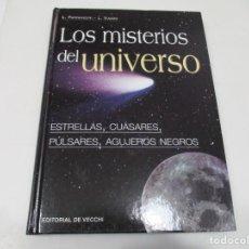 Libros de segunda mano: L. PARRAVICINI, L. VIAZZO LOS MISTERIOS DEL UNIVERSO W5907. Lote 248406875