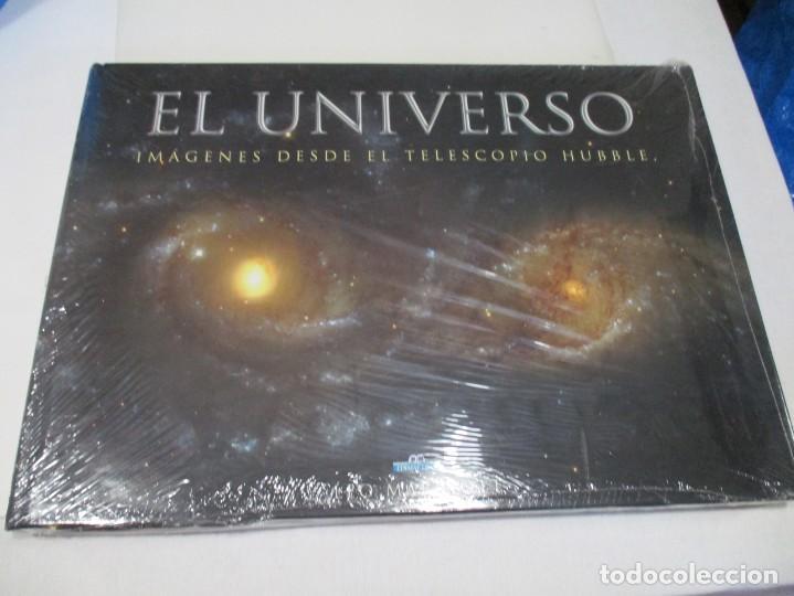 LEO MARRIOT EL UNIVERSO IMÁGENES DESDE EL TELESCOPIO HUBBLE W6049 (Libros de Segunda Mano - Ciencias, Manuales y Oficios - Astronomía)