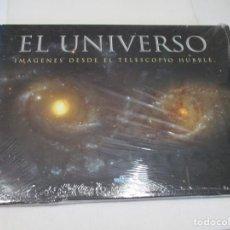 Libros de segunda mano: LEO MARRIOT EL UNIVERSO IMÁGENES DESDE EL TELESCOPIO HUBBLE W6049. Lote 250147290