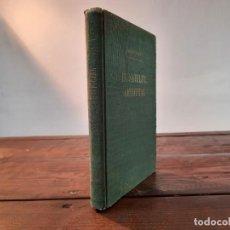 Libros de segunda mano: EL SATELITE ARTIFICIAL: HACIA LA CONQUISTA DEL ESPACIO - IGNACIO PUIG - EDICIONES BETIS, 1956, BCN. Lote 251992185