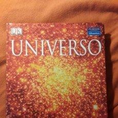 Libros de segunda mano: UNIVERSO. PEARSON ALHAMBRA. DORING KINDERSLEY. EXCELENTE ESTADO. GRAN FORMATO. Lote 252334335