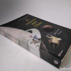 Livres d'occasion: JUAN CARLOS ORTEGA. EL UNIVERSO PARA ULISES. Lote 254116990