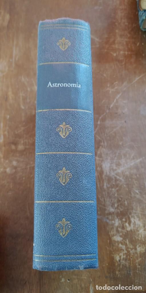Libros de segunda mano: ASTRONOMIA, por José Comas Solá - 1960, pymy 99 - Foto 3 - 254256945
