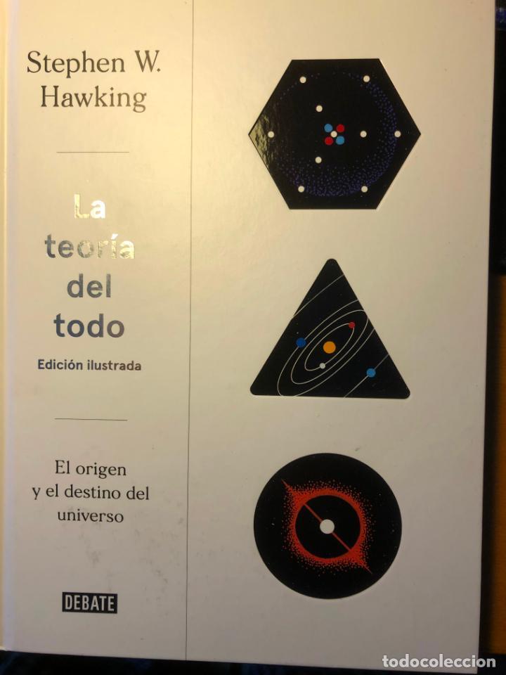 LA TEORÍA DEL TODO (STEPHEN HAWKING) (Libros de Segunda Mano - Ciencias, Manuales y Oficios - Astronomía)