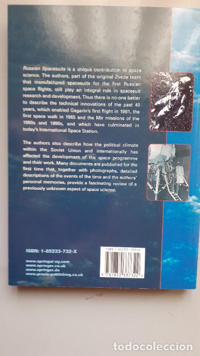 Libros de segunda mano: russian pacesuits - Foto 2 - 257656865