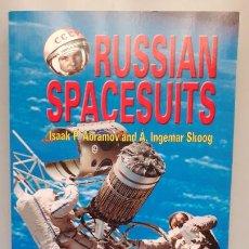 Libros de segunda mano: RUSSIAN PACESUITS. Lote 257656865
