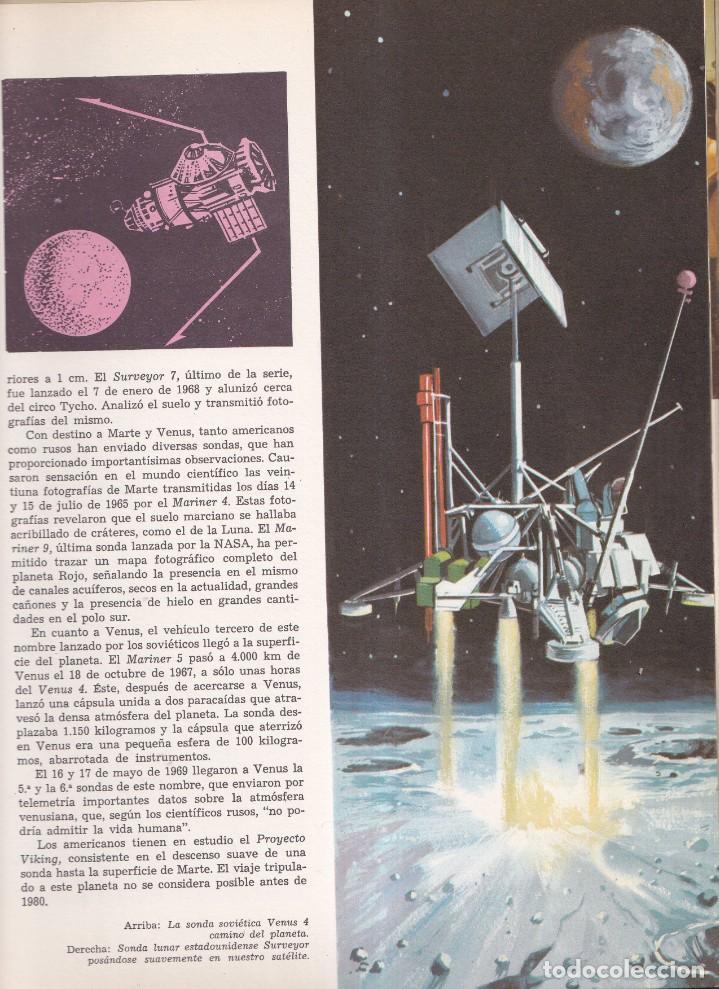 Libros de segunda mano: LA ASTRONAUTICA - ANTONIO RIBERA - PLAZA JANÉS 1975 - Foto 2 - 257715010