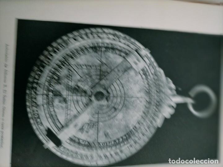 Libros de segunda mano: descripcion de los astrolabios de alfonso x y arabe 1944 ver foto - Foto 2 - 262556565