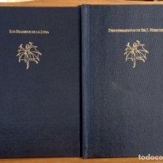 Libros de segunda mano: LOS FALSARIOS DE LA LUNA - NUEVOS DESCUBRIMIENTOS DE SIR JUAN HERSCHEL - 2 TOMOS - LIMITADA - NUM.. Lote 262777555