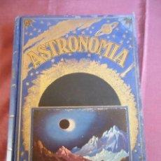 Libros de segunda mano: ASTRONOMIA/J.COMAS SOLA/EDIT.SOPENA,1943.ILUSTRADA CON 298 GRABADOS Y 3 MAPAS.. Lote 262959965