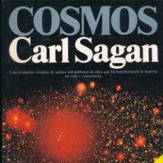 Libros de segunda mano: COSMOS. CARL SAGAN. TAPA BLANDA. Lote 262966930