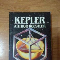 Libros de segunda mano: KEPLER. ARTHUR KOESTLER. BIBLIOTECA SALVAT DE GRANDES BIOGRAFÍAS. Lote 262986635