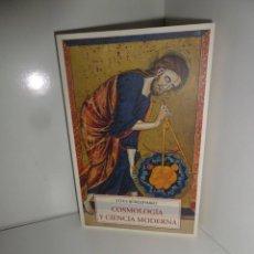 Libros de segunda mano: COSMO LOGIA Y CIENCIA MODERNA - TITUS BURCKHARDT - EDI. OLAÑETA - DISPONGO DE MAS LIBROS. Lote 269828143