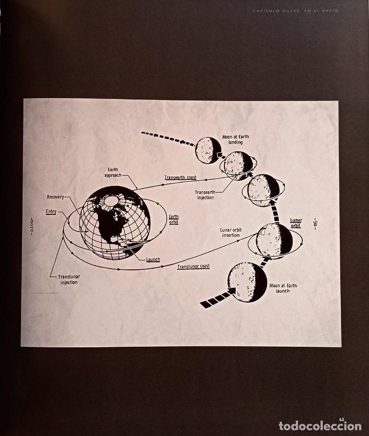 Libros de segunda mano: Misión: la Luna - Foto 4 - 275694708