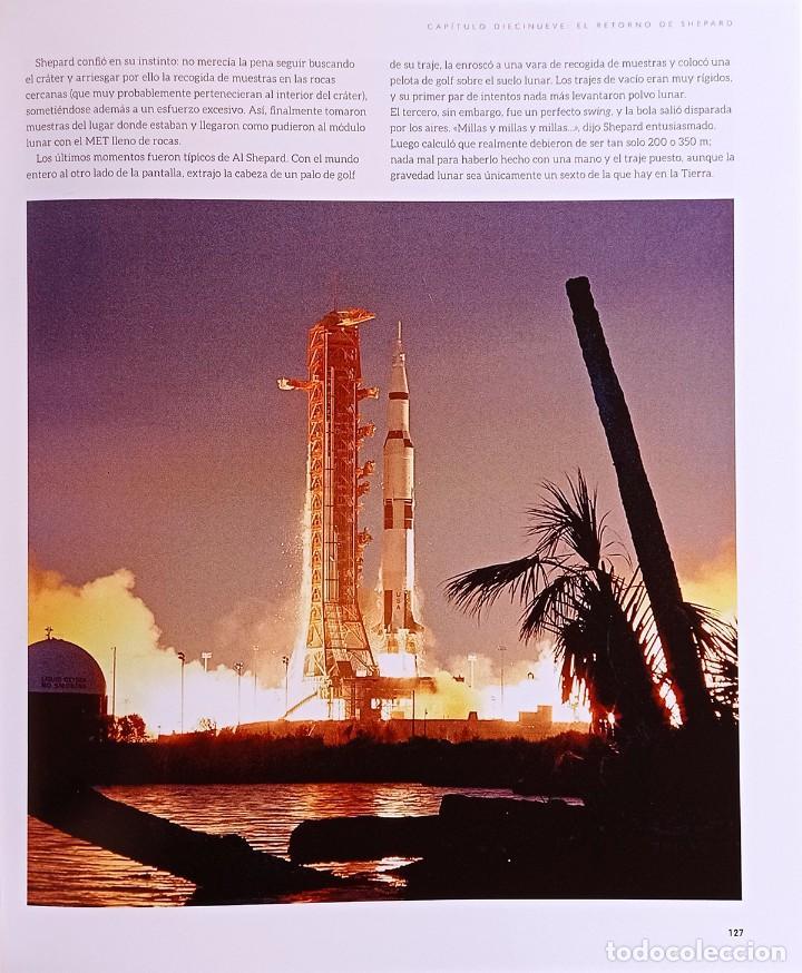 Libros de segunda mano: Misión: la Luna - Foto 5 - 275694708