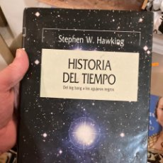 Libros de segunda mano: LIBRO HISTORIA DEL TIEMPO. Lote 275776428