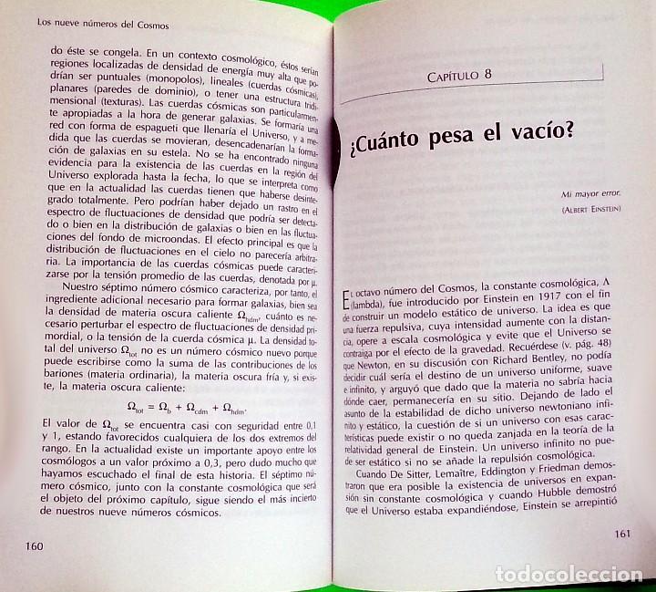 Libros de segunda mano: Los nueve números del Cosmos - Michael Rowan-Robinson - Foto 4 - 276140698