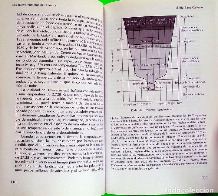 Libros de segunda mano: Los nueve números del Cosmos - Michael Rowan-Robinson - Foto 5 - 276140698