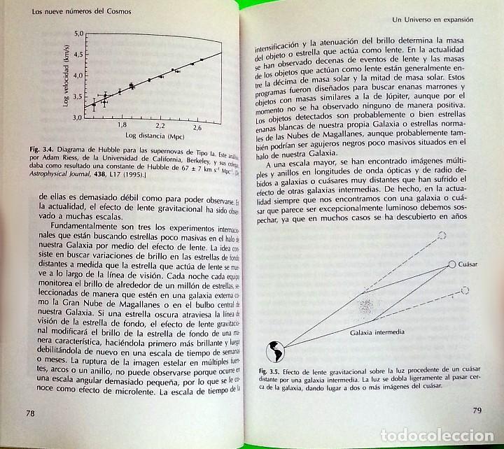 Libros de segunda mano: Los nueve números del Cosmos - Michael Rowan-Robinson - Foto 6 - 276140698