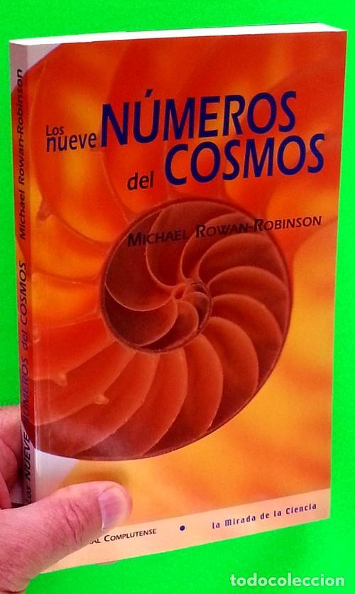 Libros de segunda mano: Los nueve números del Cosmos - Michael Rowan-Robinson - Foto 7 - 276140698