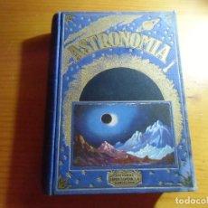 Libros de segunda mano: ASTRONOMIA/J.COMAS SOLA/EDIT.SOPENA,1943.ILUSTRADA CON 298 GRABADOS Y 3 MAPASL. Lote 277191893
