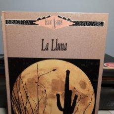 Libros de segunda mano: ISAAC ASIMOV : LA LLUNA ( LLIBRE DE DIVULGACIÓ, BIBLIOTECA DE L´UNIVERS). Lote 277642508