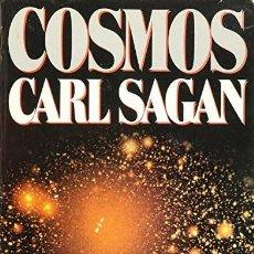 Libros de segunda mano: COSMOS. CARL SAGAN. Lote 278967028