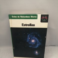 Libros de segunda mano: GUÍAS DE NATURALEZA BLUME: ESTRELLAS (PRIMERA EDICIÓN). Lote 279350748