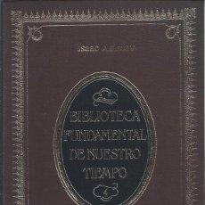 Libros de segunda mano: ISAAC ASIMOV - EL UNIVERSO. DOS VOLÚMENES. Lote 281981858