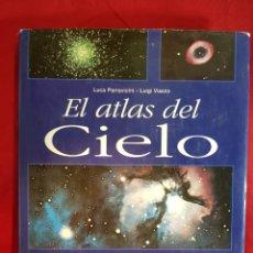 Libros de segunda mano: EL ATLAS DEL CIELO. Lote 284635098