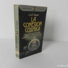 Libros de segunda mano: LA CONEXIÓN COSMICA (CARL SAGAN) PLAZA&JANES-1981 1ª EDICIÓN. Lote 286144613