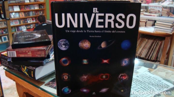 EL UNIVERSO UN VIAJE DESDE LA TIERRA HASTA EL LIMITE DEL COSMOS (Libros de Segunda Mano - Ciencias, Manuales y Oficios - Astronomía)