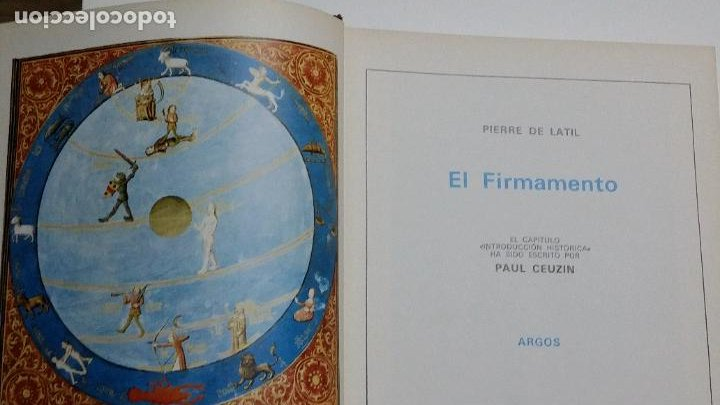 Libros de segunda mano: YO DESCUBRO EL FIRMAMENTO - PIERRE DE LATIL Y PAUL CEUZIN - ARGOS - 1971 - Foto 3 - 288151268